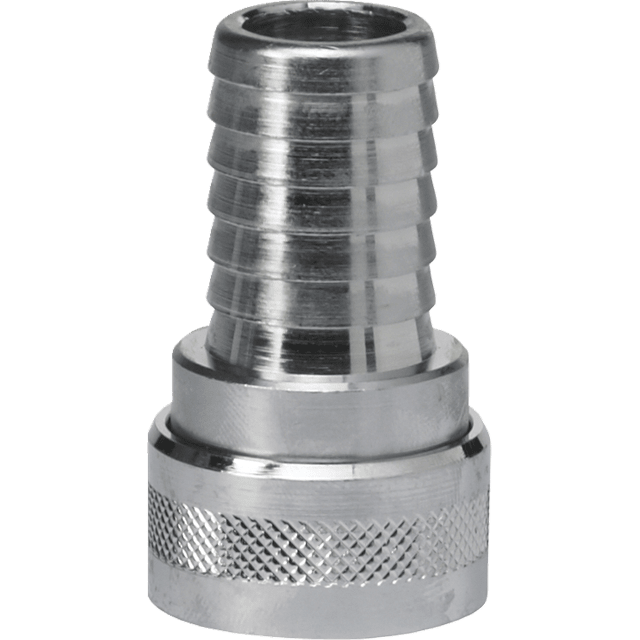 Vikan 0713  Hose coupling 1/2 inch for 3/4 inch hose