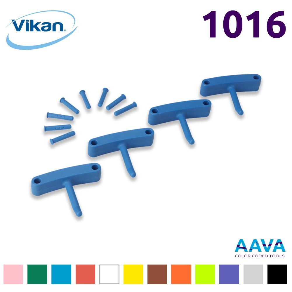 Vikan 1016 Hook x 4 for 1017 and 1018 140 mm