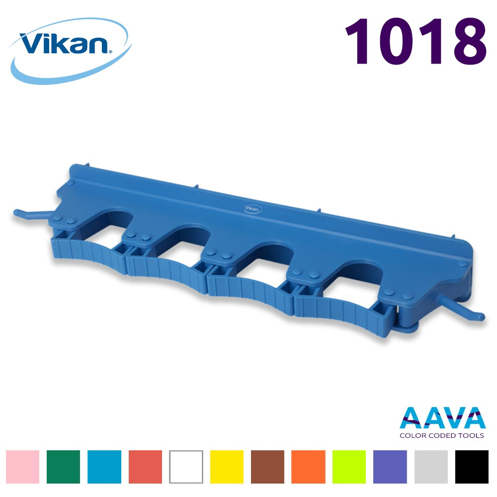 Vikan 1018 Wall Bracket 4-6 Products 395 mm