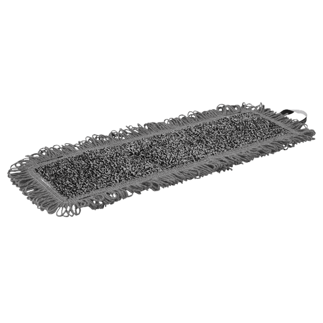 Vikan 548200 Vikan Wet Scrub Mop Pocket 40 cm Grey