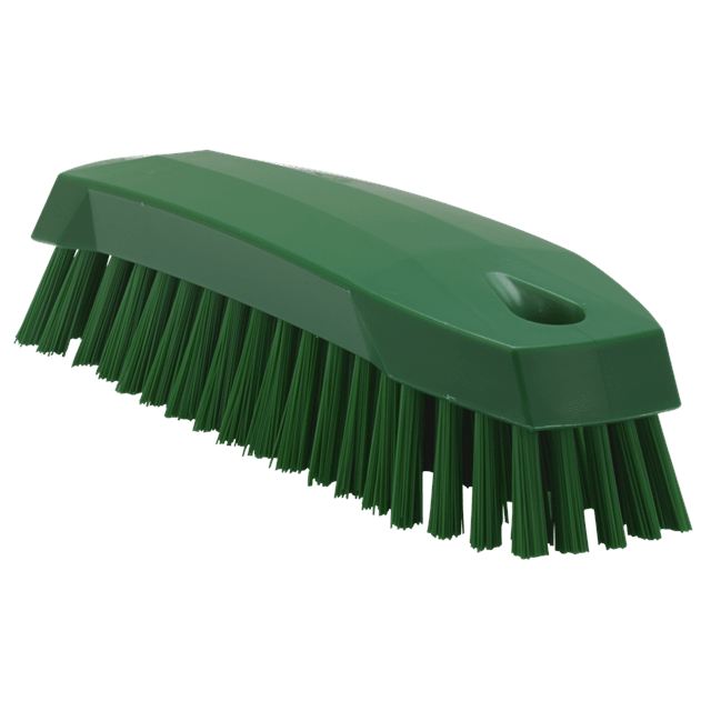Vikan 35872 Hand Brush M 165 mm Medium Green