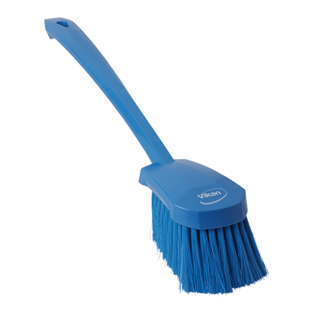 Vikan 41813 Glazing Brush with long handle 415 mm Soft Blue