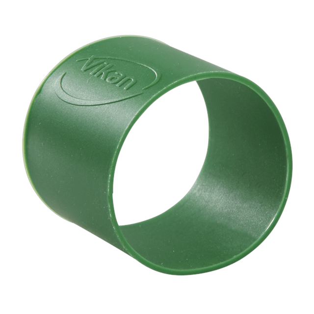 Vikan 98022 Colour Coding Rubber Band x 5 40 mm Green