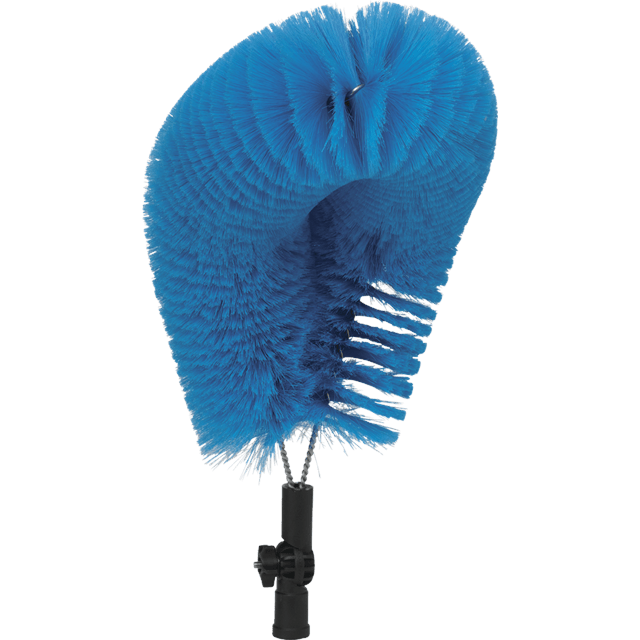 Vikan 53713 Pipe Exterior Brush 530 mm Soft Blue
