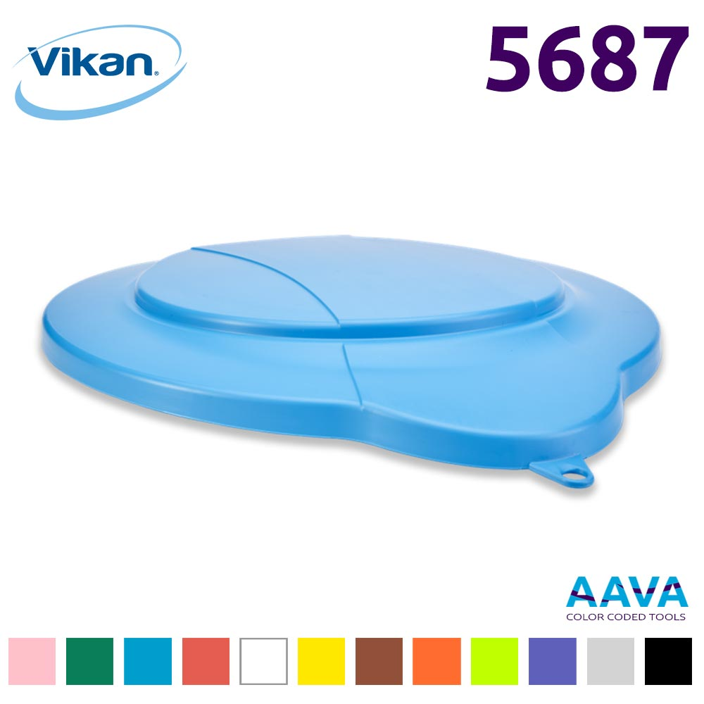 Vikan 5687 Lid for Bucket 5686 Pink
