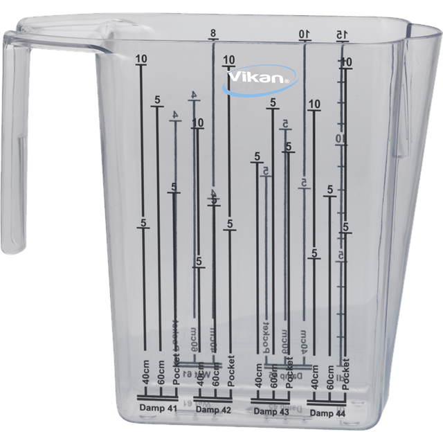 Vikan 581110 Preparation Jug 1.5 Litre(s)