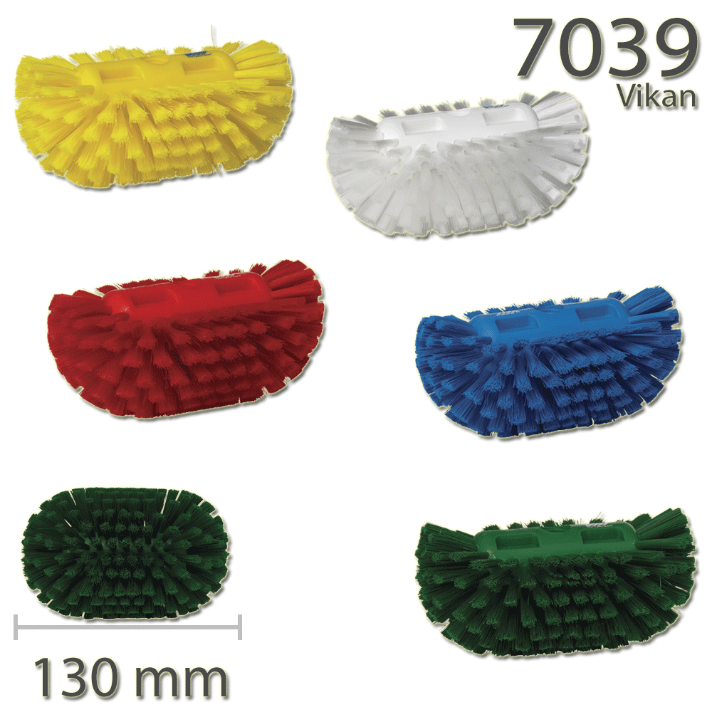 Vikan 7039 Tank Brush 205 mm Medium