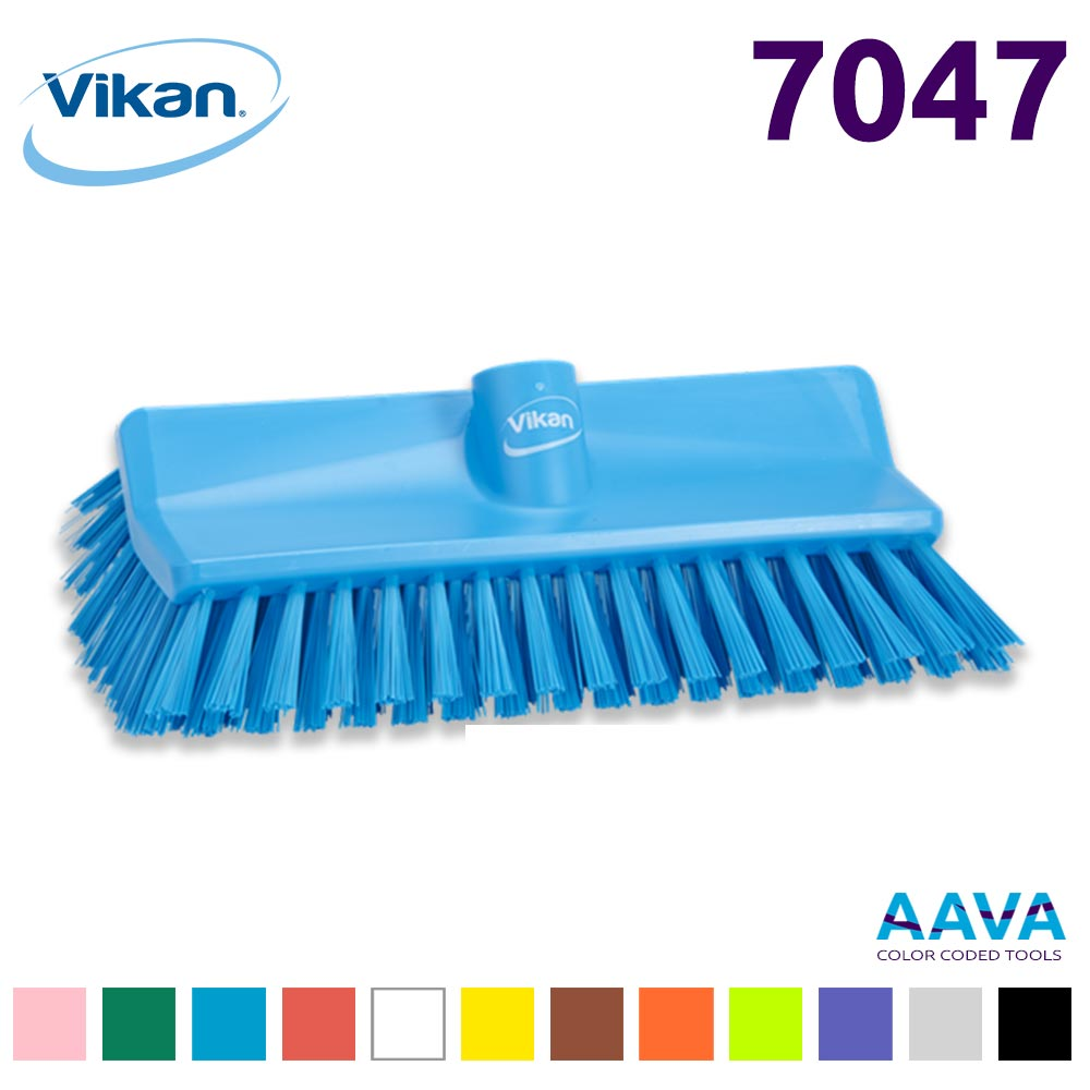 Vikan 7047 High-Low Brush 265 mm Medium