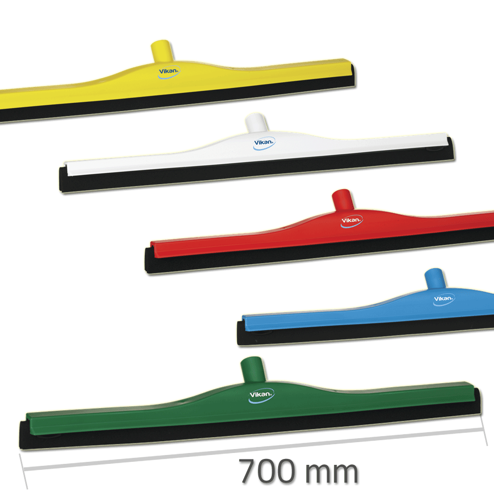 Vikan 7755 Floor squeegee w/Replacement Cassette 700 mm