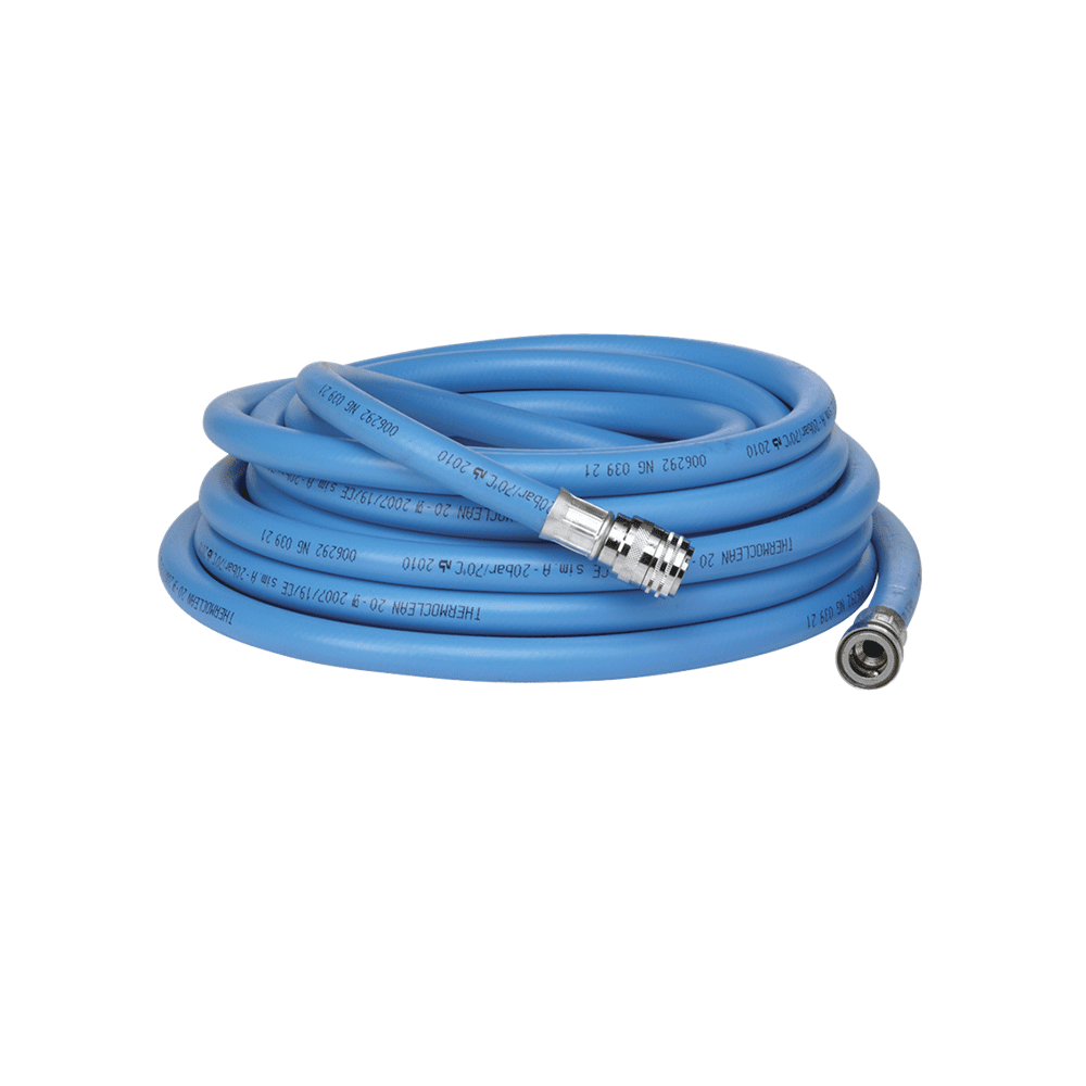 "Vikan 93353 Hot Water Hose 1/2"" 10000 mm Blue"
