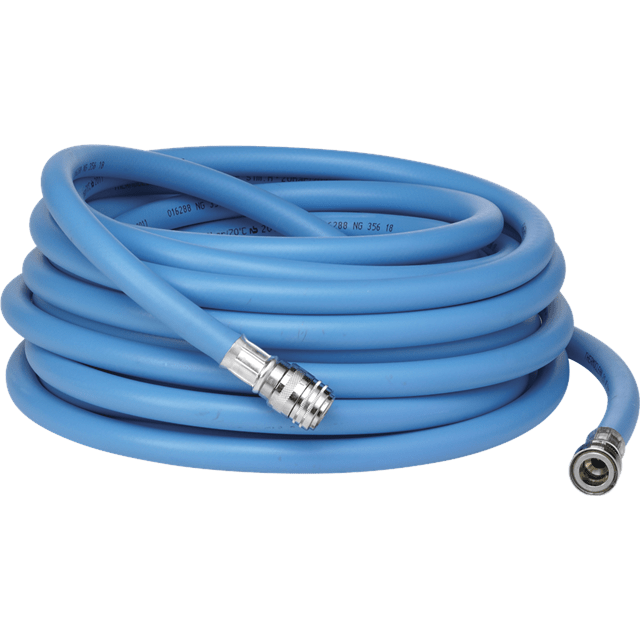 "Vikan 93363 Hot Water Hose 1/2"" 15000 mm Blue"