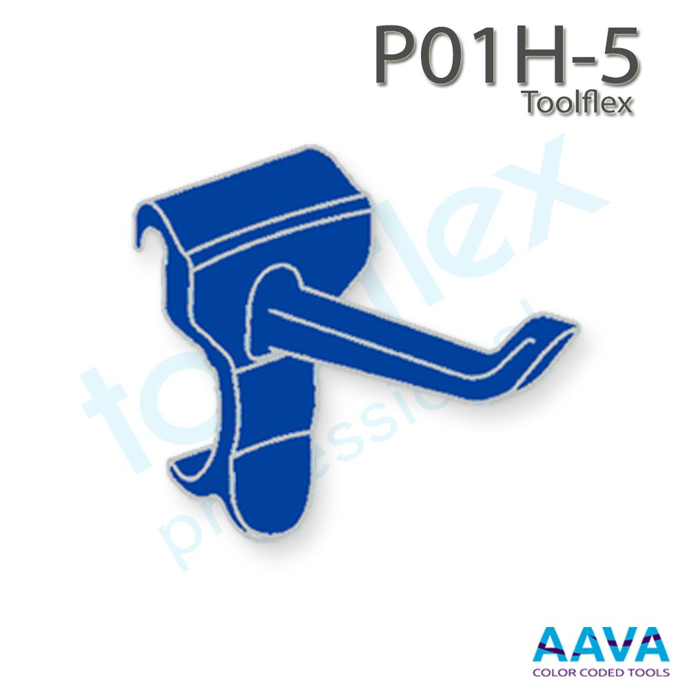 Toolflex One P01H-5 Hook 3-Pack