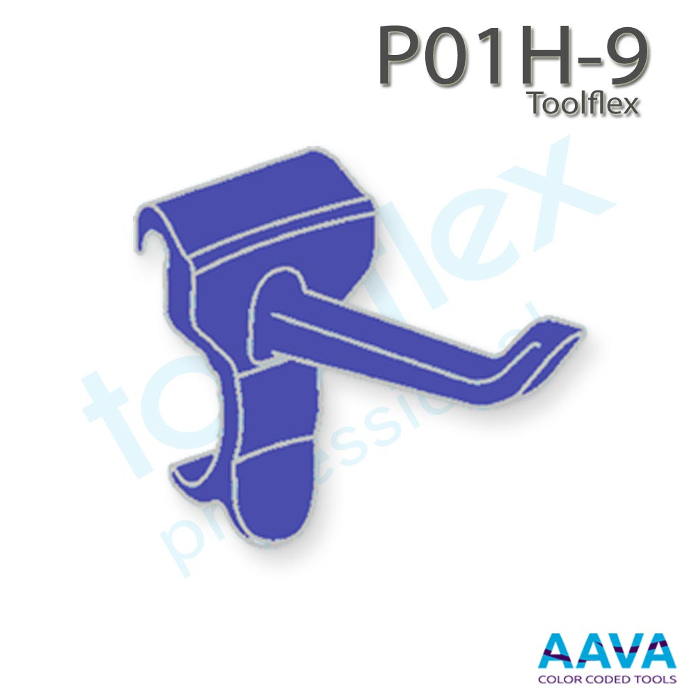 Toolflex One P01H-9 Hook 3-Pack