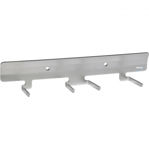 Vikan 617 Wall Bracket for 4 products 320 mm