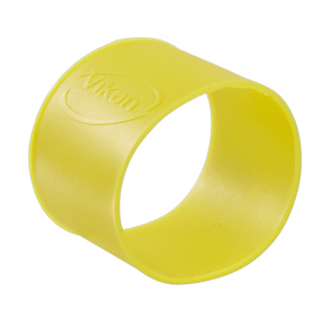 Vikan 98026 Colour Coding Rubber Band x 5 40 mm Yellow
