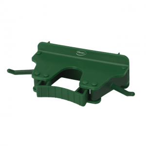 Vikan 10172 Wall Bracket 1-3 Products 160 mm Green