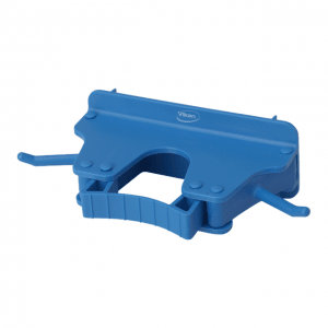 Vikan 10173 Wall Bracket 1-3 Products 160 mm Blue
