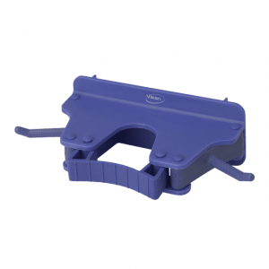 Vikan 10178 Wall Bracket 1-3 Products 160 mm Purple
