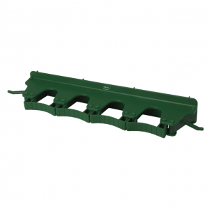 Vikan 10182 Wall Bracket 4-6 Products 395 mm Green