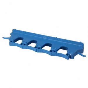 Vikan 10183 Wall Bracket 4-6 Products 395 mm Blue