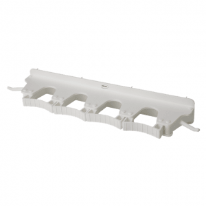 Vikan 10185 Wall Bracket 4-6 Products 395 mm White