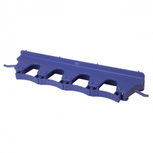 Vikan 10188 Wall Bracket 4-6 Products 395 mm Purple