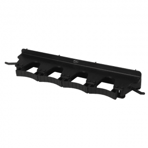 Vikan 10189 Wall Bracket 4-6 Products 395 mm Black