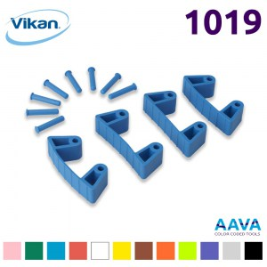 Vikan 1019 Rubber Clip x 4 for 1017 and 1018 120 mm