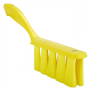 Vikan 45816 UST Bench Brush 330 mm Soft Yellow