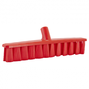 Vikan 31714 UST Broom 400 mm Soft Red