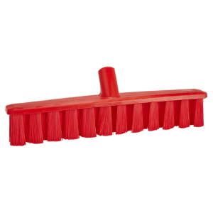 Vikan 31734 UST Broom 400 mm Medium Red