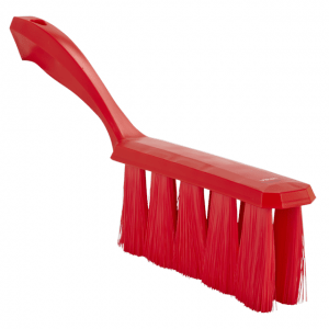 Vikan 45814 UST Bench Brush 330 mm Soft Red