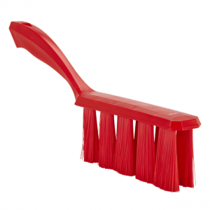 Vikan 45854 UST Bench Brush 330 mm Medium Red