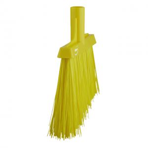 Vikan 29146 Broom Angle Cut 290 mm Very hard Yellow