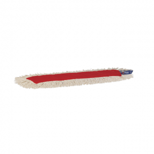 Vikan 545444 Wet 61 Hook & Loop 40 cm Red
