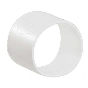 Vikan 98025 Colour Coding Rubber Band x 5 40 mm White