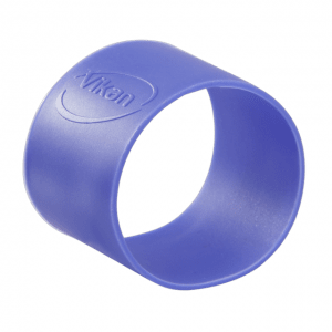 Vikan 98028 Colour Coding Rubber Band x 5 40 mm Purple
