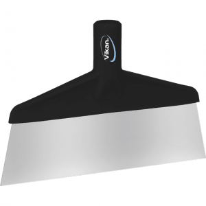 Vikan 29109 Table & Floor Scraper 260 mm Black