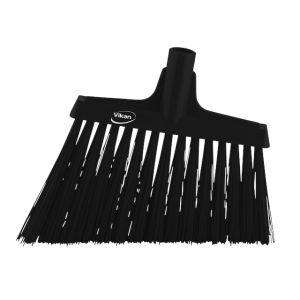 Vikan 29149 Broom Angle Cut 290 mm Very hard Black