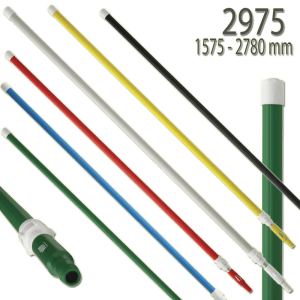 Vikan 2975 Aluminium Telescopic handle 1575 - 2780 mm Ø32 mm