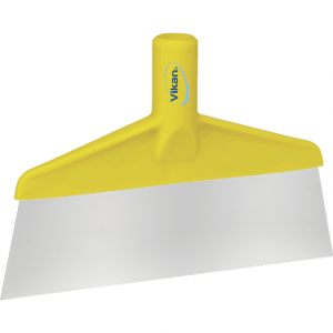 Vikan 29106 Table & Floor Scraper 260 mm Yellow