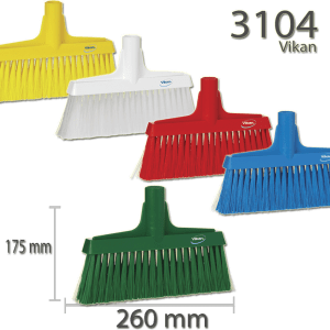 Vikan 3104 Lobby Broom 260 mm Soft/hard