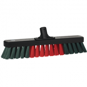 Vikan 311552 Garage Broom 440 mm Hard Black