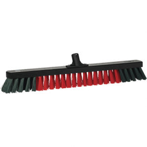 Vikan 311752 Garage Broom 665 mm Hard Black