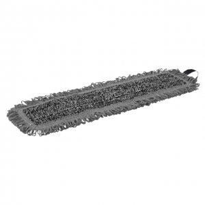 Vikan 548240 Vikan Wet Scrub Mop Hook & Loop 40 cm Grey