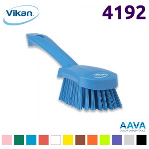 Vikan 4192 Washing Brush with short Handle 270 mm Hard