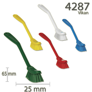Vikan 4287 Dish Brush 290 mm Medium