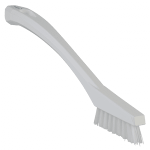Vikan 44015 Detail Brush 205 mm Very hard White