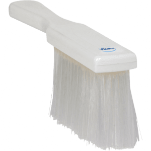 Vikan 45585 Banister Brush Resin Set 250 mm Medium White