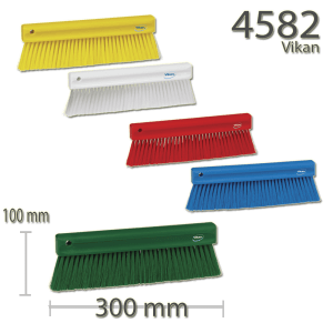 Vikan 4582 Powder Brush 300 mm Soft